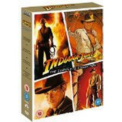 Indiana Jones: The Ultimate Collection [DVD]